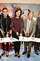 adriana lima opens new library at childrens hospital 09