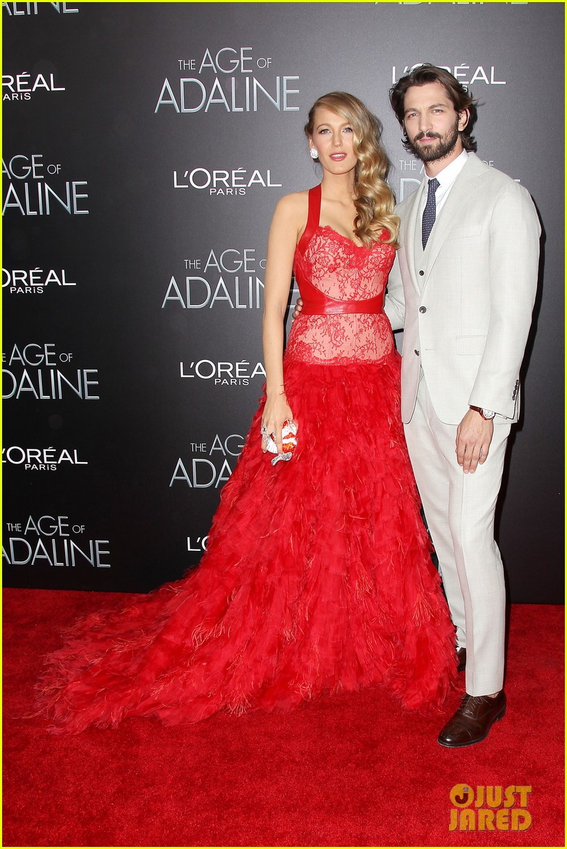 Blake Lively S Hubby Ryan Reynolds Gets A Little