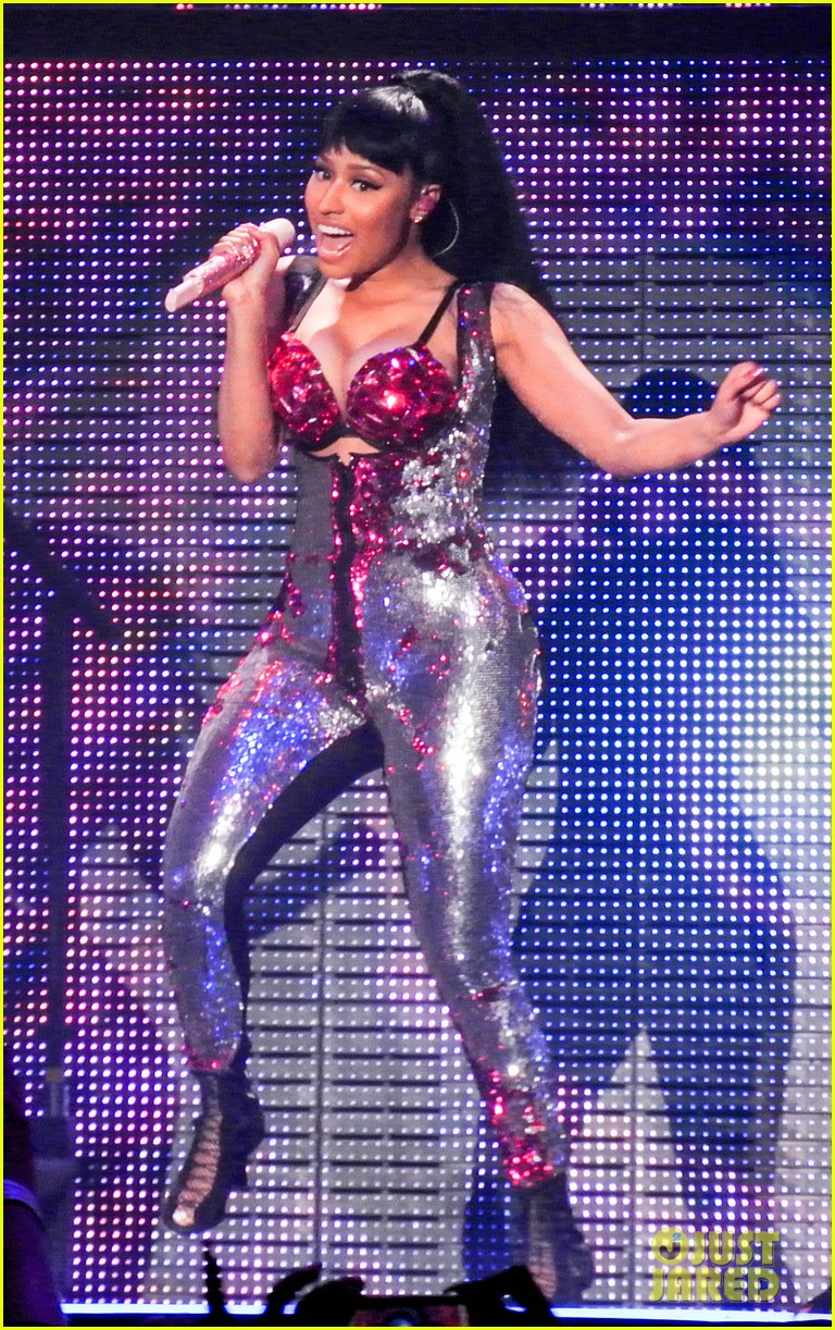 Nicki minaj concert dates in Perth