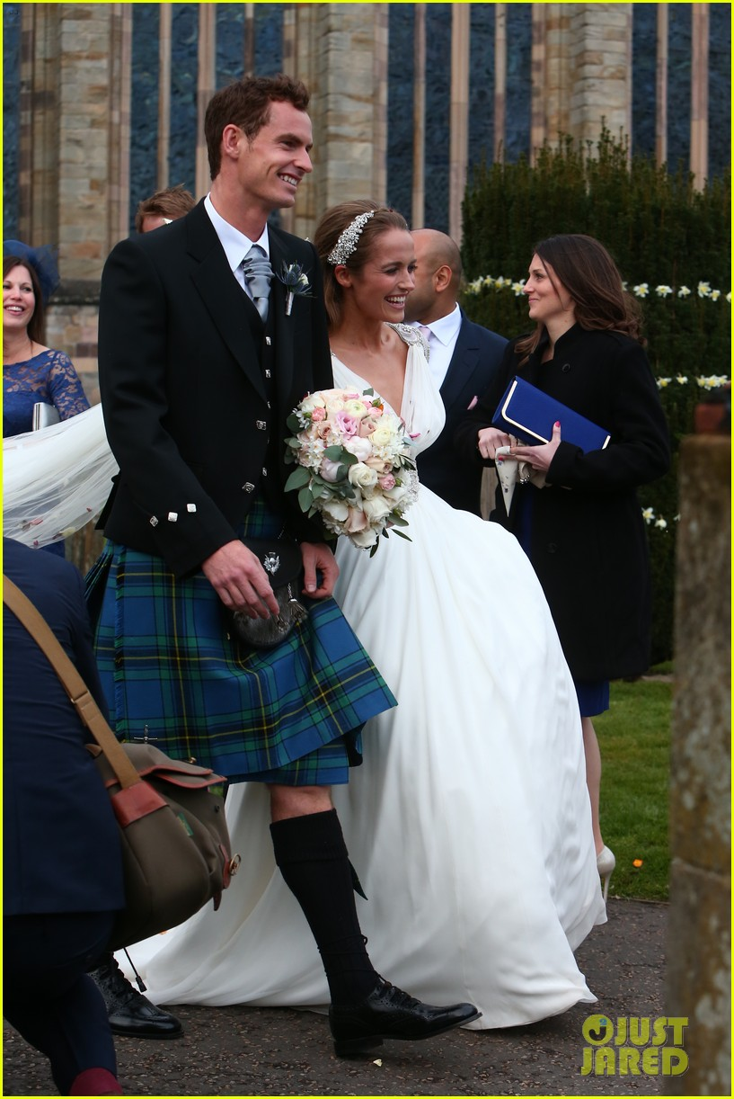 andy murray marries kim sears see the wedding pics