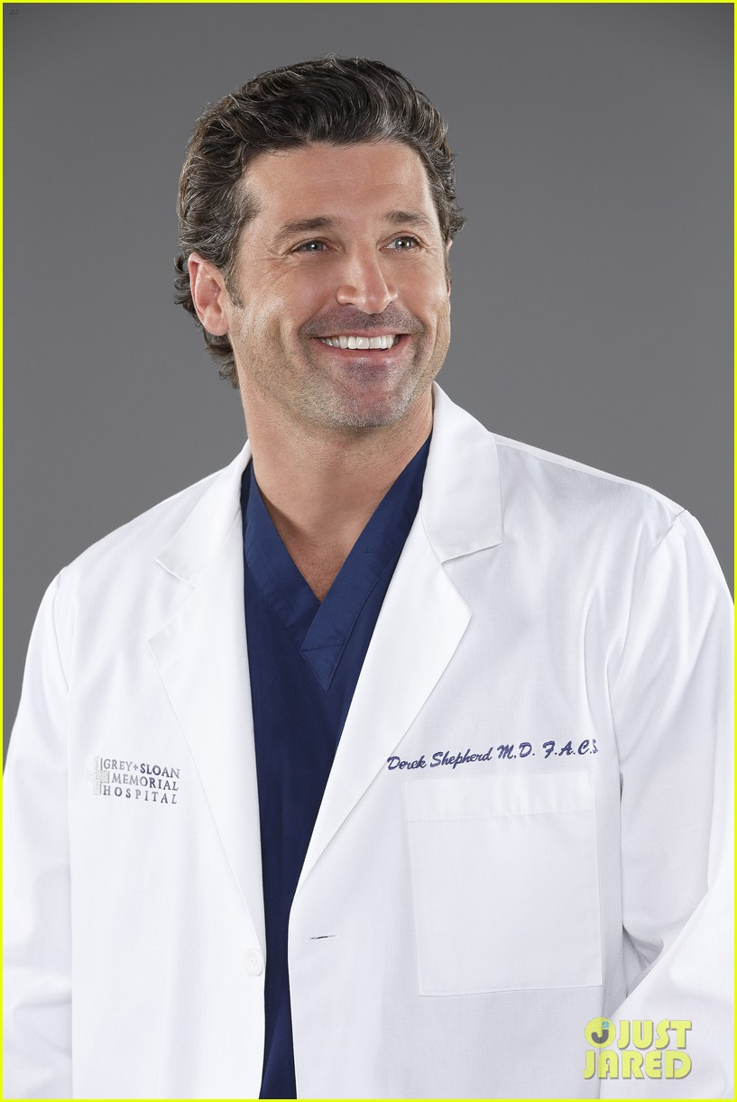 Is Patrick Dempsey Leaving \'Grey\'s Anatomy\' For Good?: Photo 3354305 ...