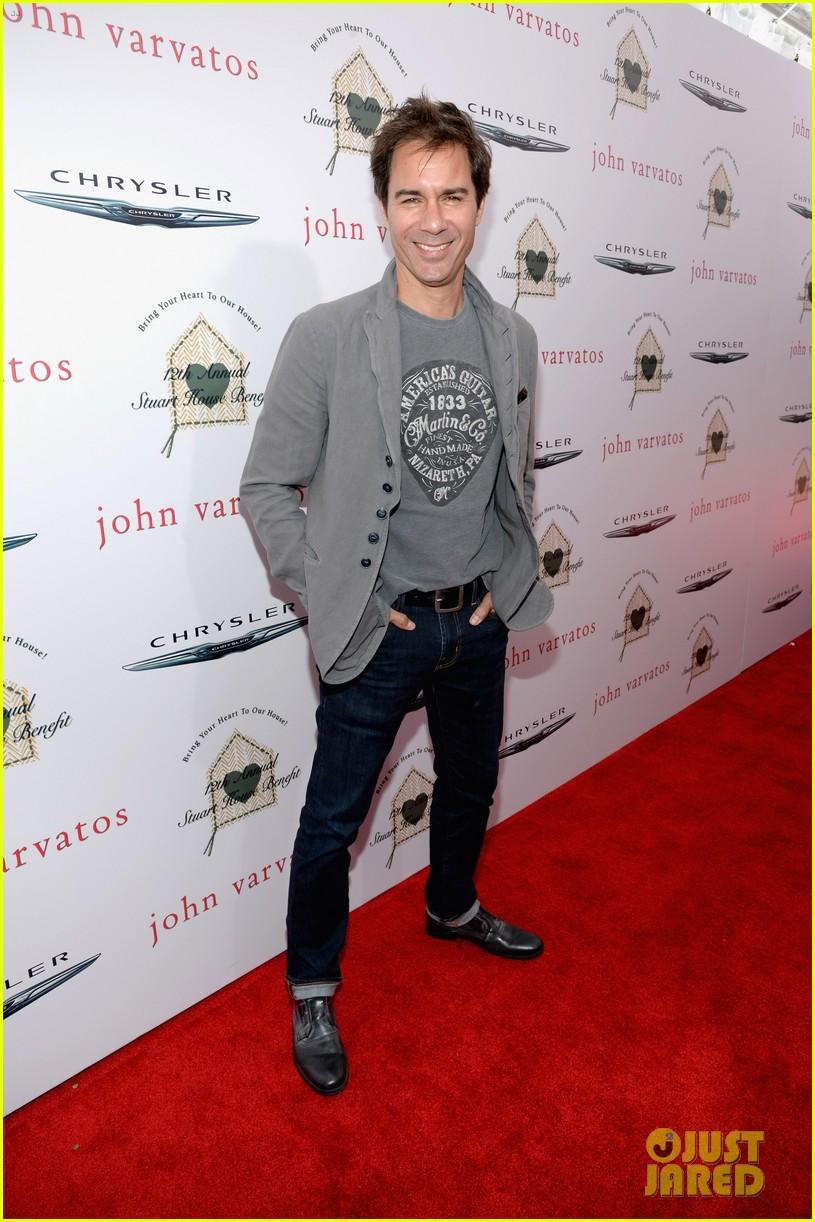 chris pine kate walsh more make it a star studded event at john varvatos 373356443