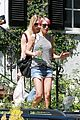 nicole richie pink hair shopping trip 02