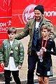 beckham family romeo london marathon 03