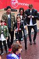 beckham family romeo london marathon 31