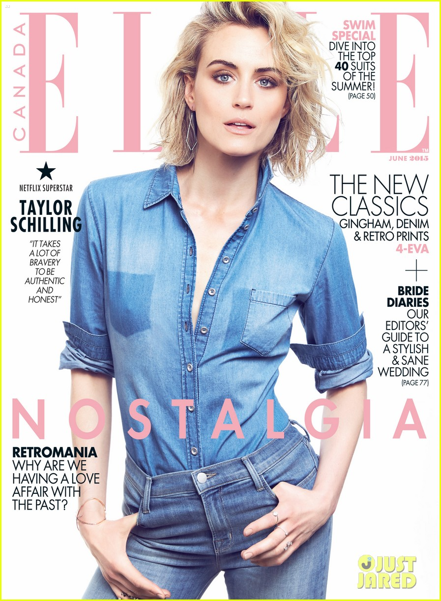 Taylor Schilling: I Didn\'t Sign Up for This \'Celebrity Kim ...