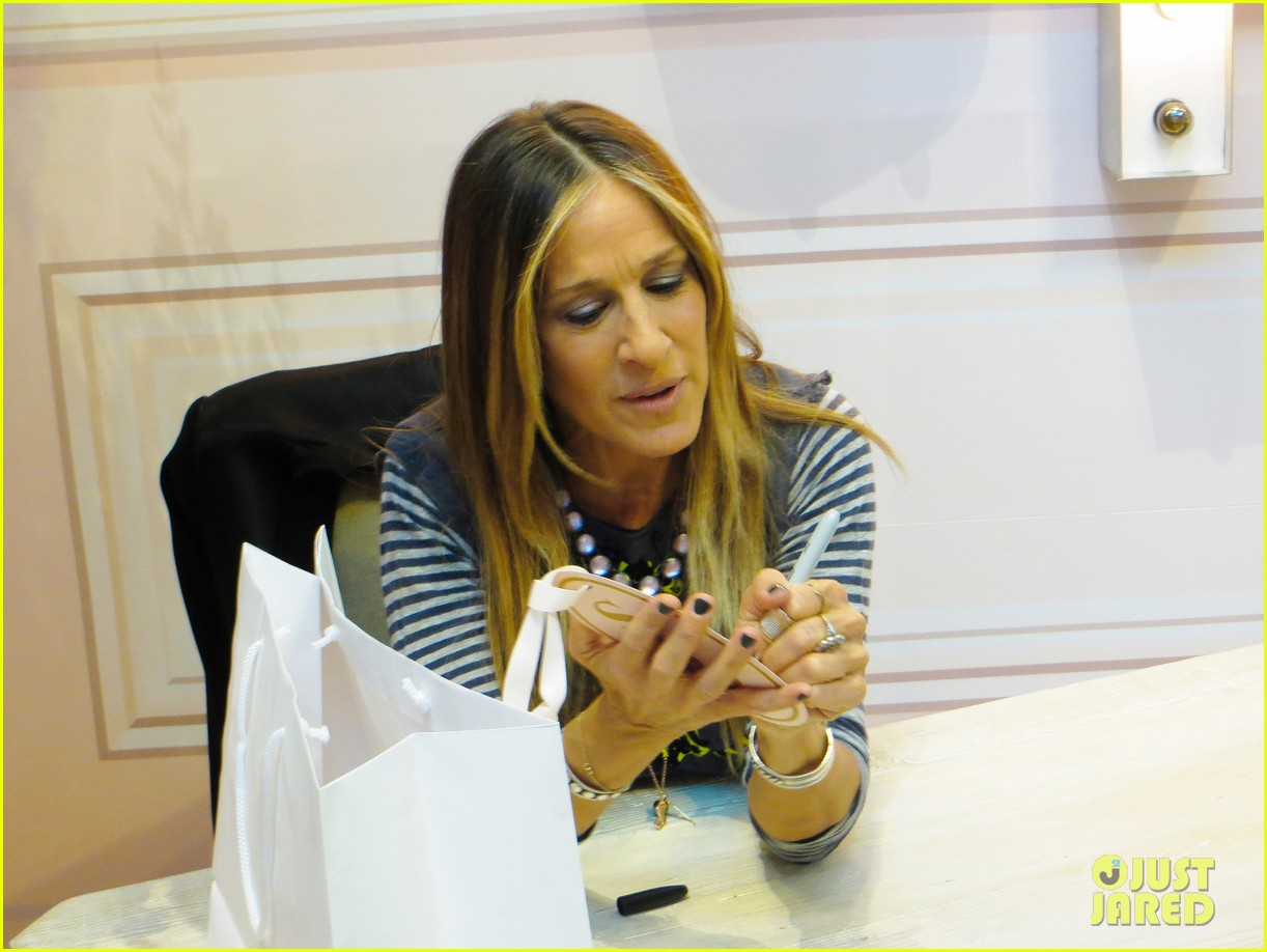 sarah jessica parker pop up shop vegas 063350604
