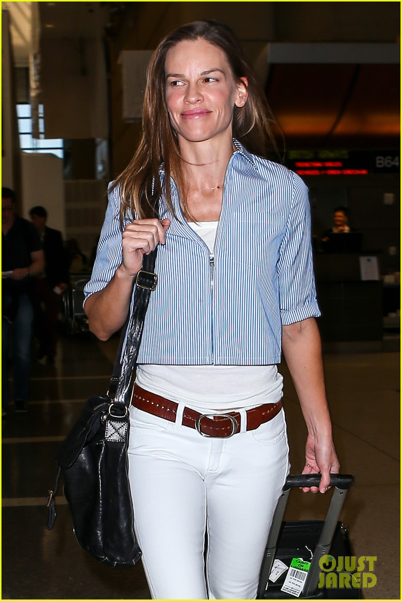 Instagram Hilary Swank nude photos 2019