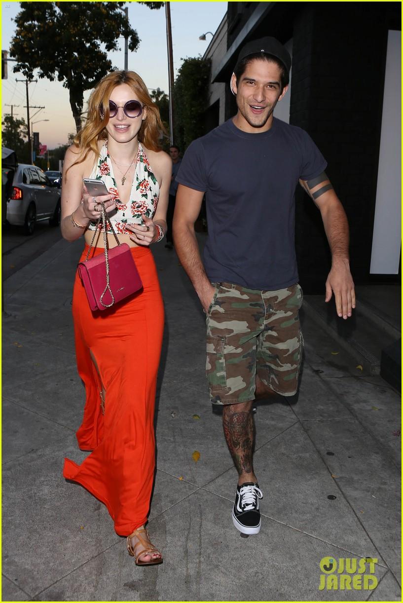 Tyler posey dating bella thorne