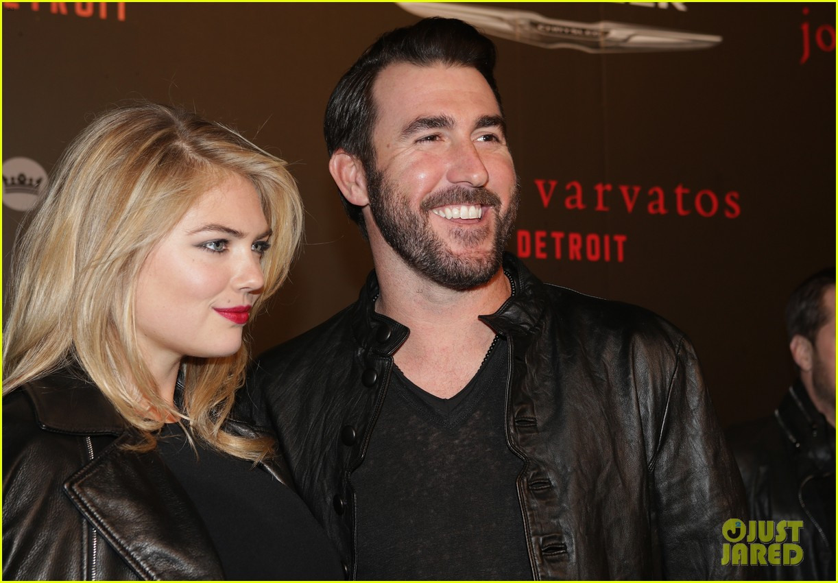 Justin Verlander and Kate Upton Reportedly Spent New Year's Eve ...