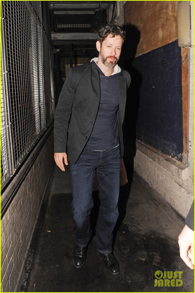 amy adams husband darren le gallo step out for first time after small wedding 073375061