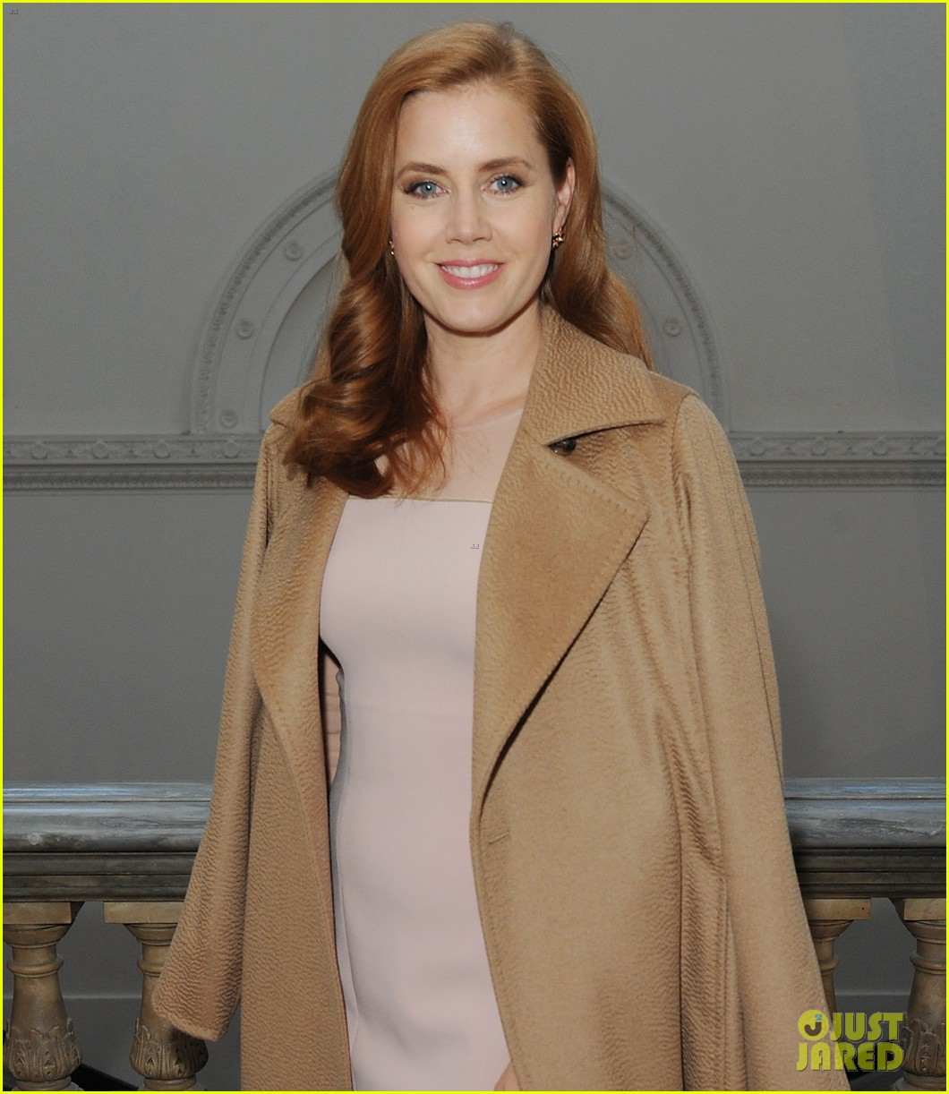 amy adams husband darren le gallo step out for first time after small wedding 123375066