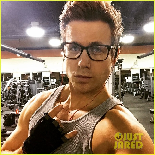 The talented ashley parker angel think, that