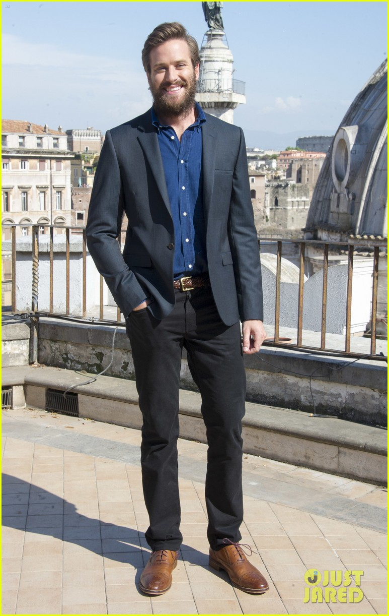 henry cavill armie hammer sport full beards for uncle promo 153367117