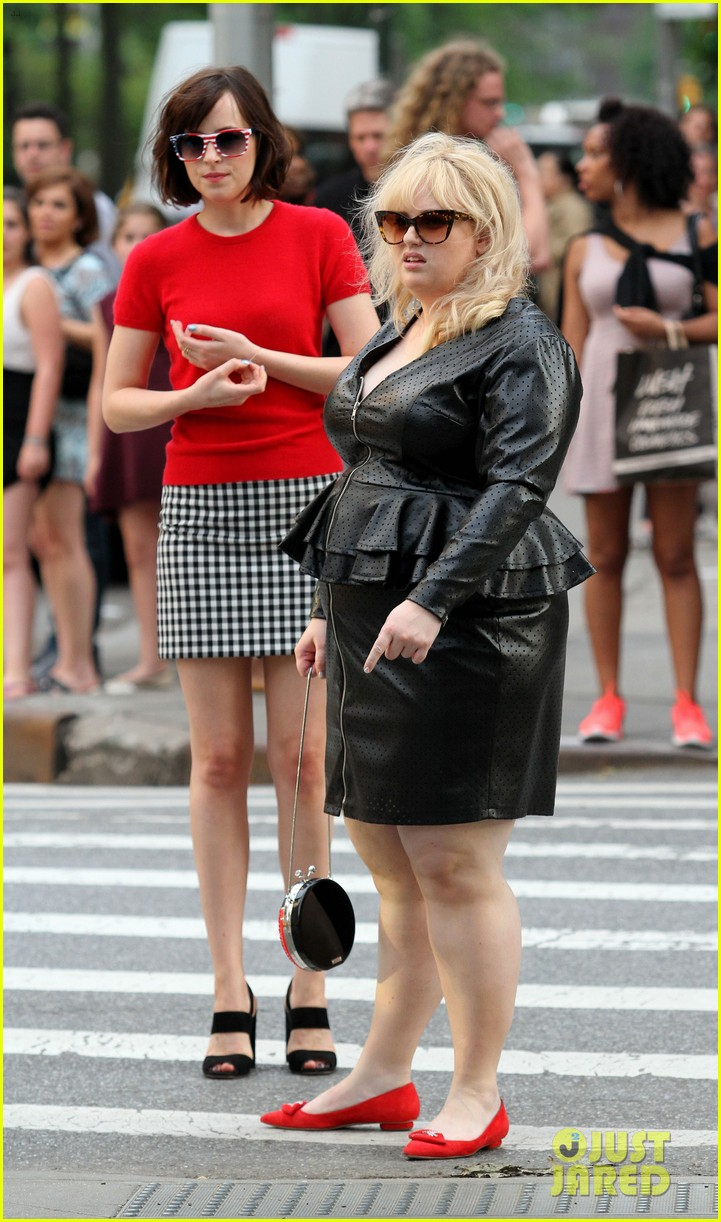Who is dating rebel wilson