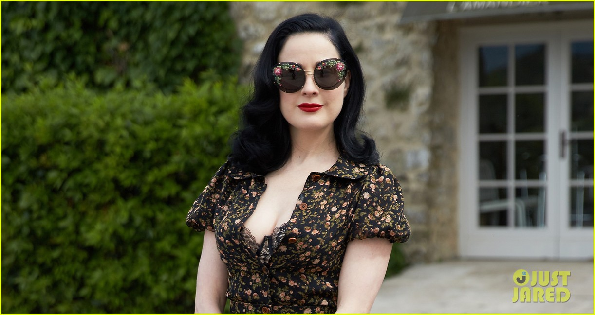 dita von teese closes out cannes film festival 023377538