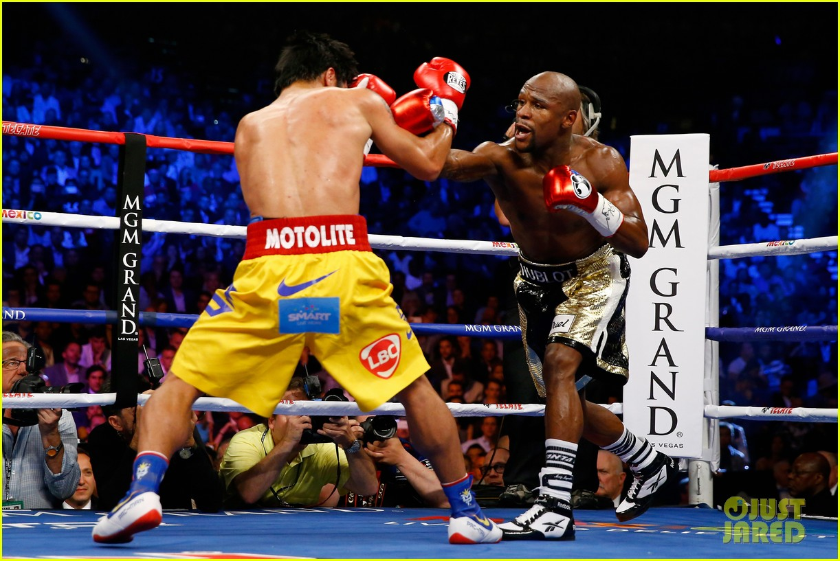 celebrities were not impressed by mayweather v pacquiao fight 023361113