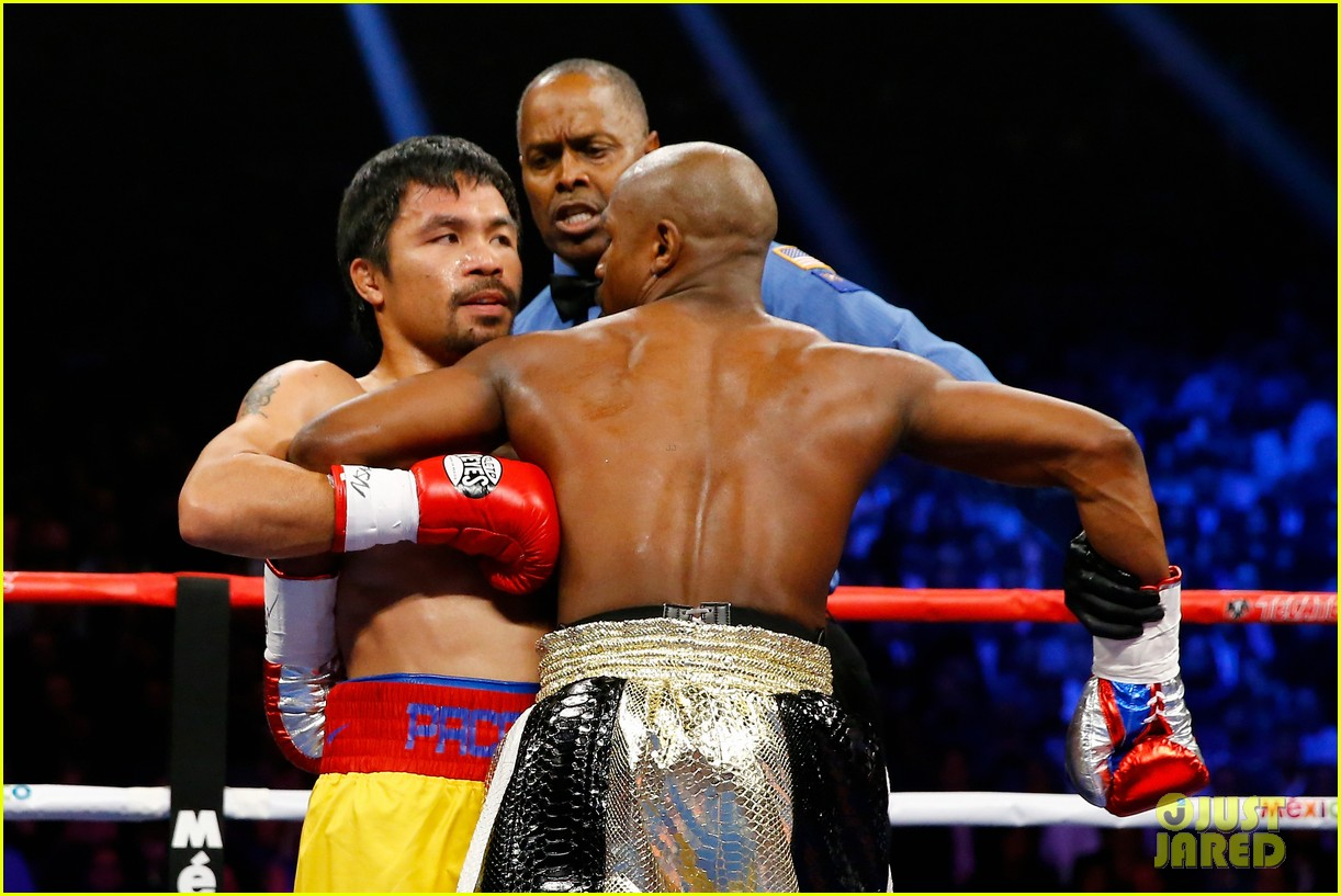 celebrities were not impressed by mayweather v pacquiao fight 053361116