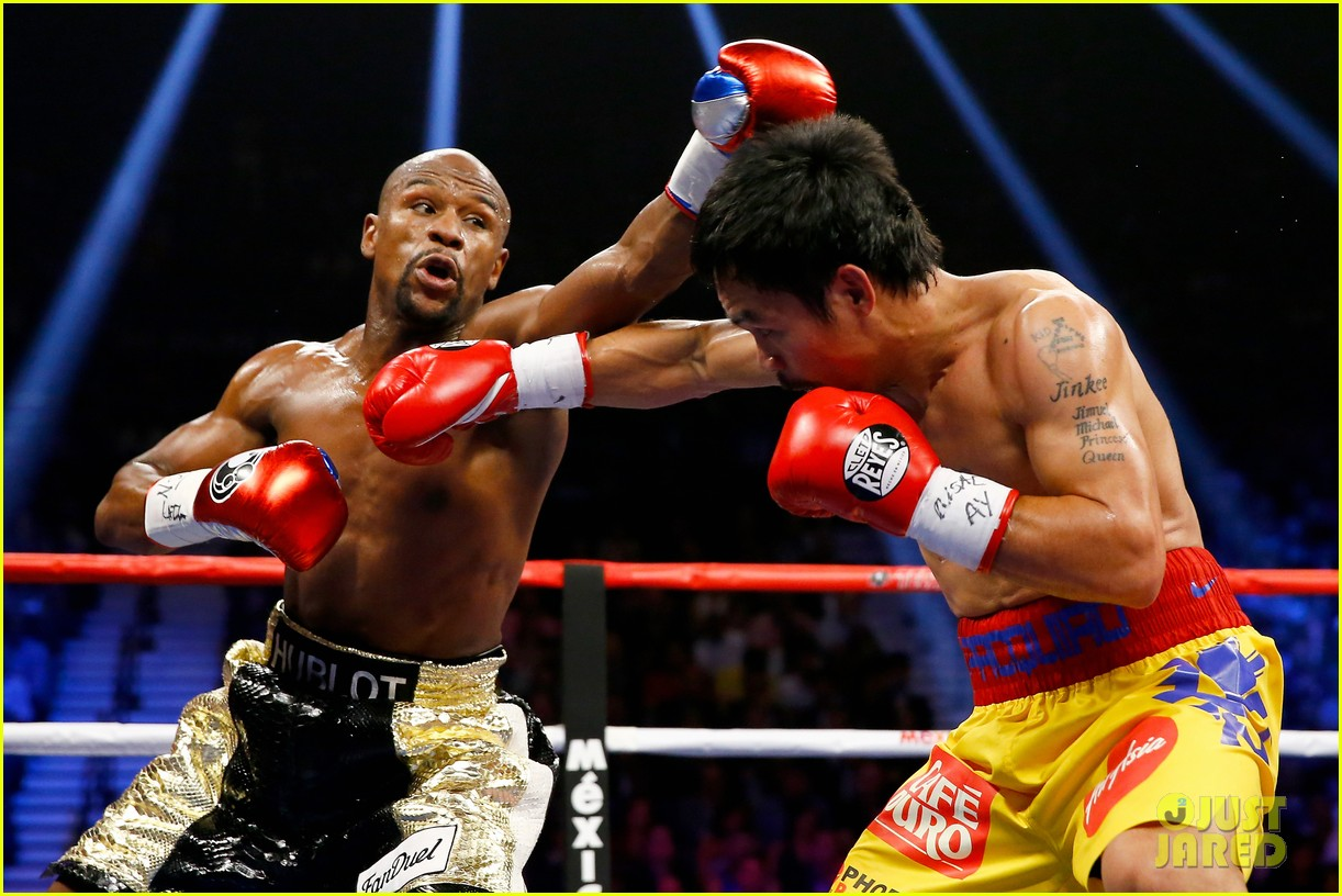 celebrities were not impressed by mayweather v pacquiao fight 063361117