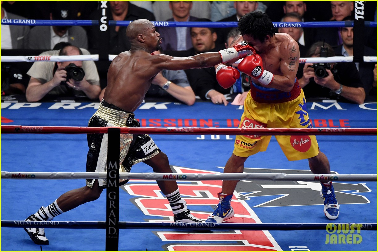 celebrities were not impressed by mayweather v pacquiao fight 113361122