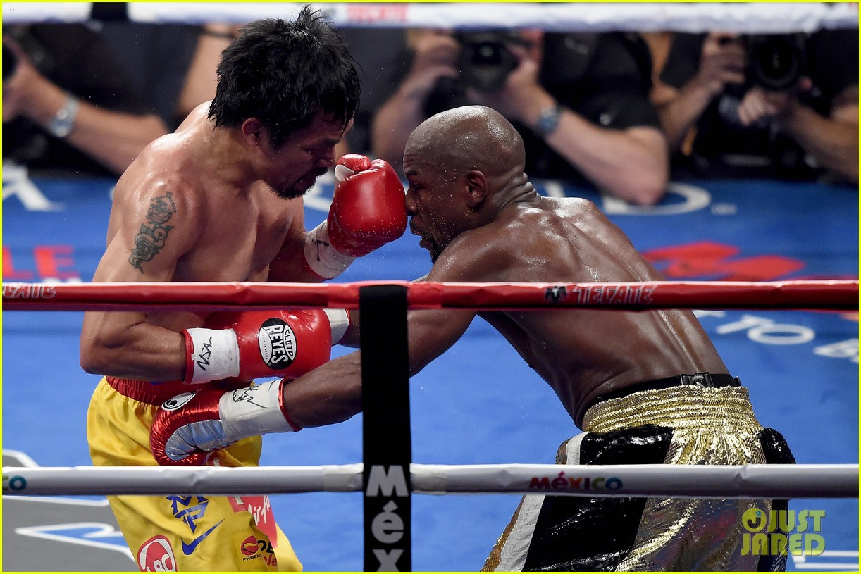 celebrities were not impressed by mayweather v pacquiao fight 123361123