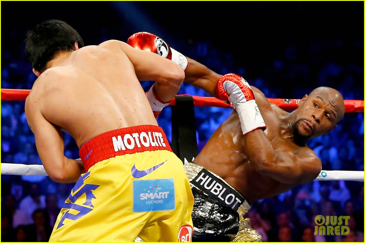 celebrities were not impressed by mayweather v pacquiao fight 143361125