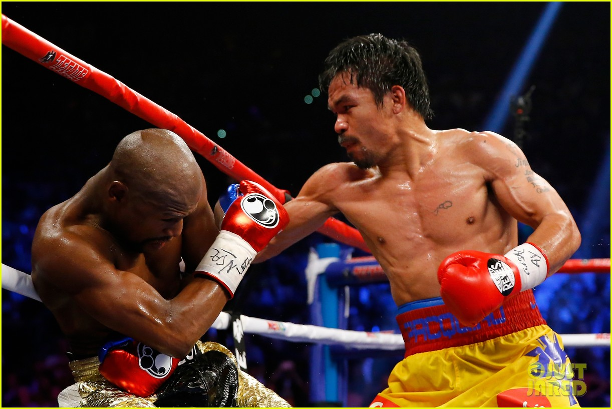 celebrities were not impressed by mayweather v pacquiao fight 173361128