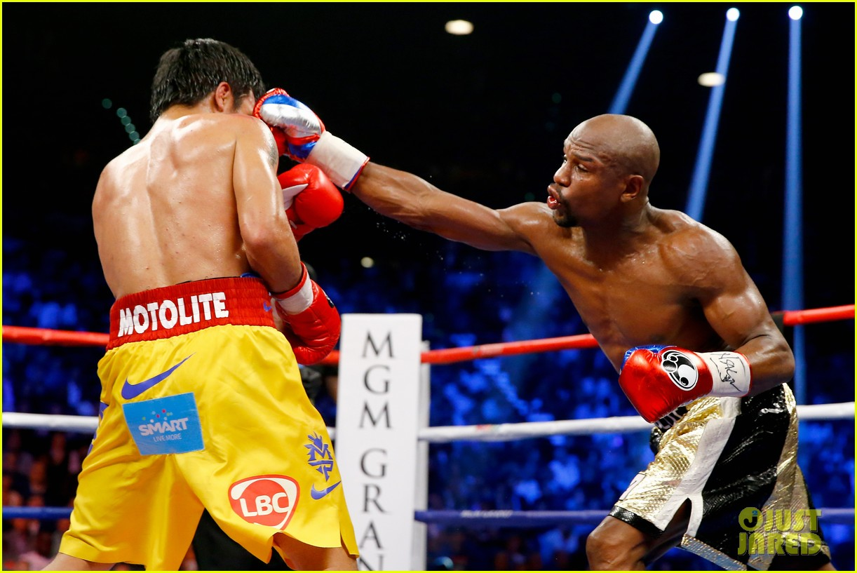 celebrities were not impressed by mayweather v pacquiao fight 203361131