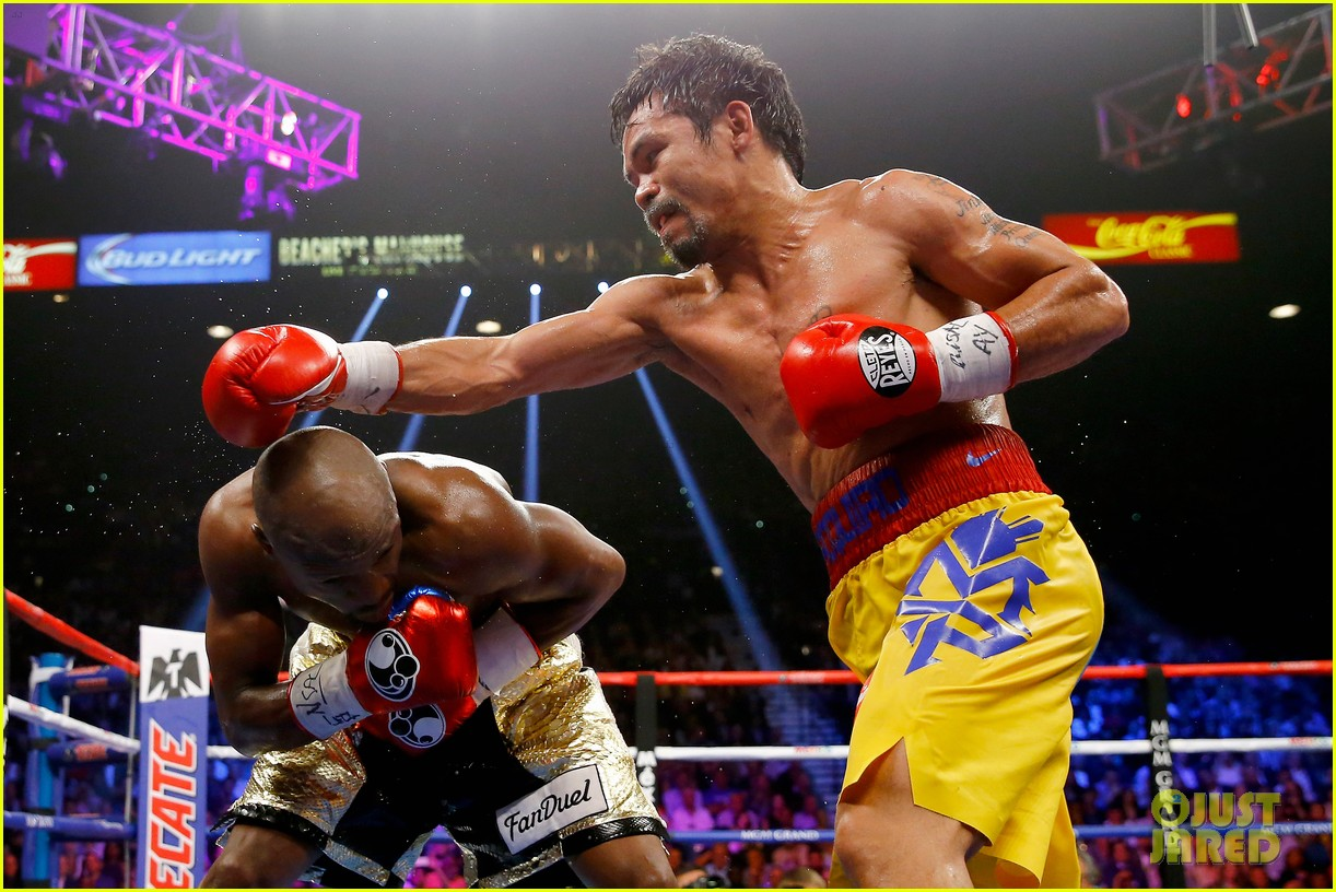 celebrities were not impressed by mayweather v pacquiao fight 213361132