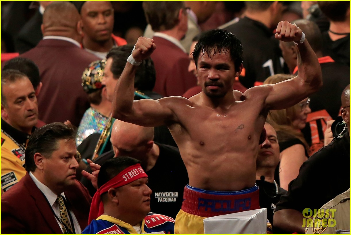 Celebrities congratulate Pacquiao on win against Bradley