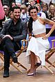 rumer willis riker lynch noah galloway bring dwts party gma 26