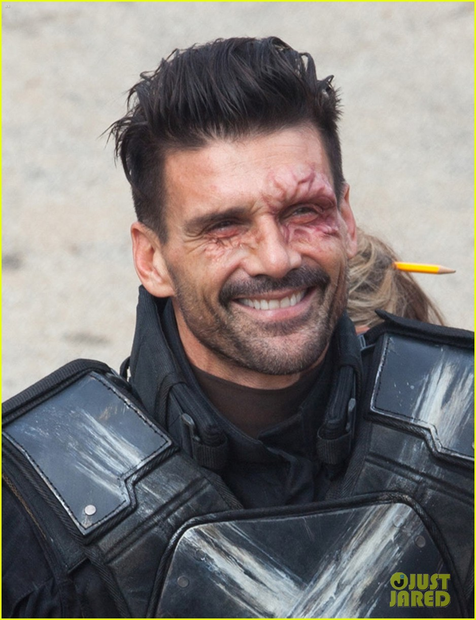 Frank Grillo Is Unmasked As Crossbones On Civil War Set Photo