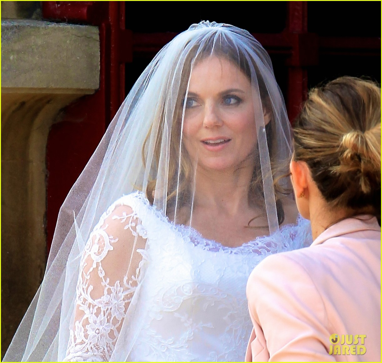 geri halliwell is married spice girls wedding photos 043370382