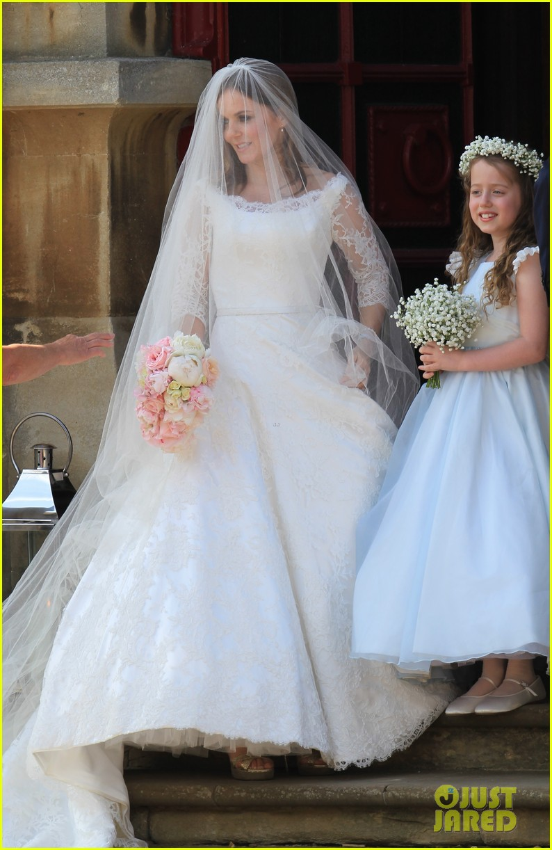 geri halliwell is married spice girls wedding photos 053370383