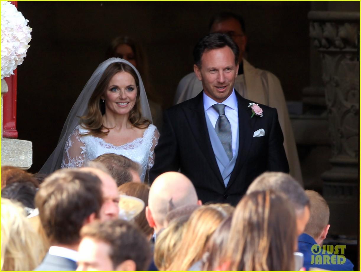 geri halliwell is married spice girls wedding photos 143370392