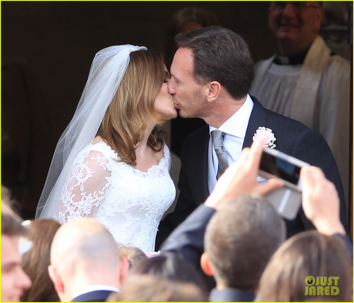 geri halliwell is married spice girls wedding photos 153370393