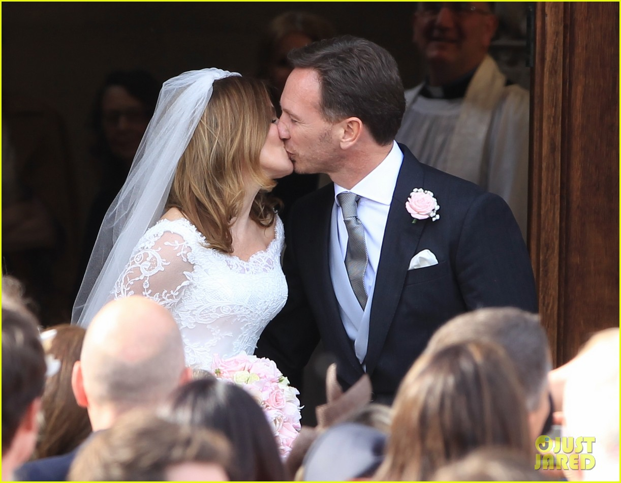 geri halliwell is married spice girls wedding photos 163370394
