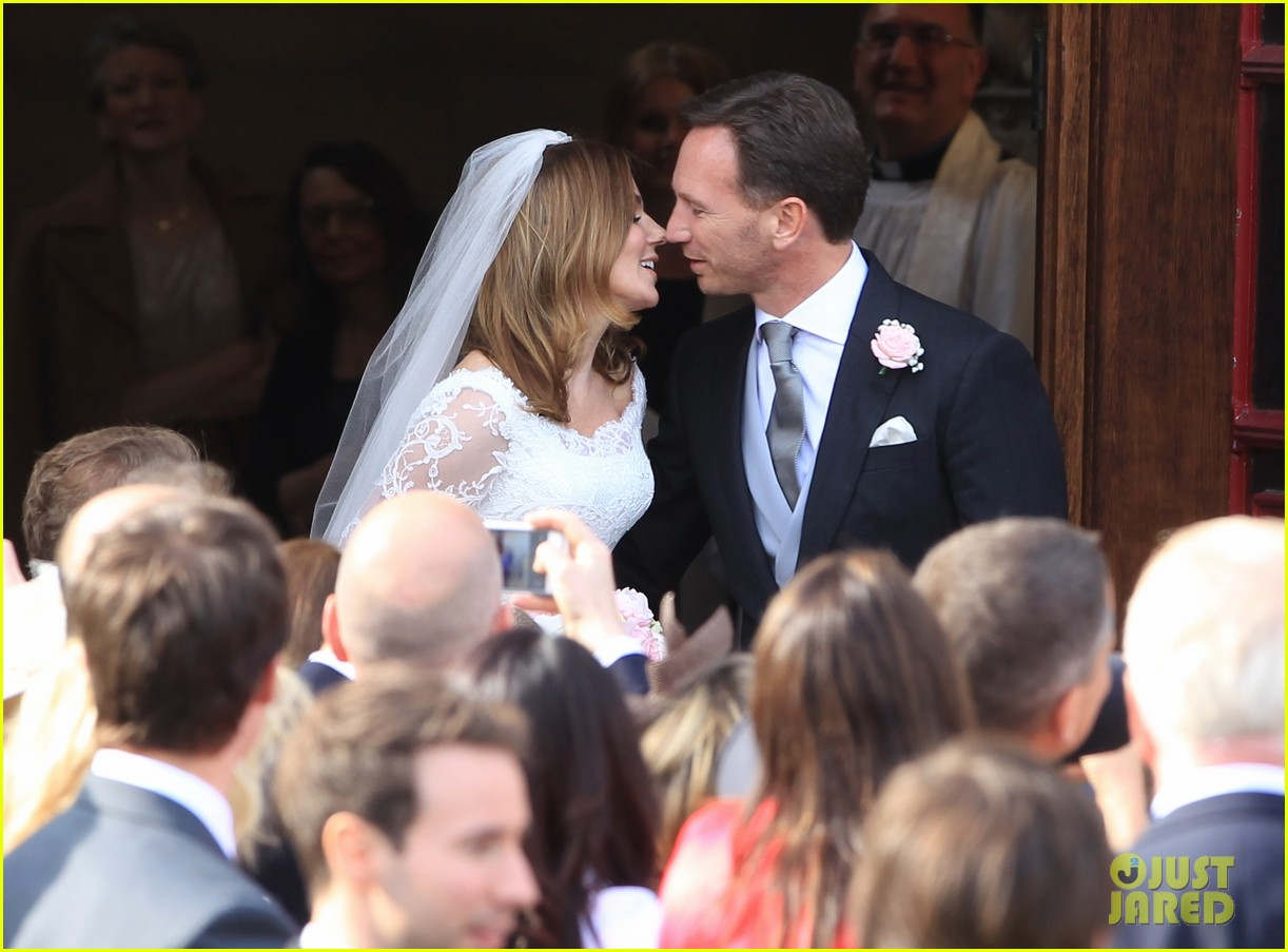 geri halliwell is married spice girls wedding photos 183370396