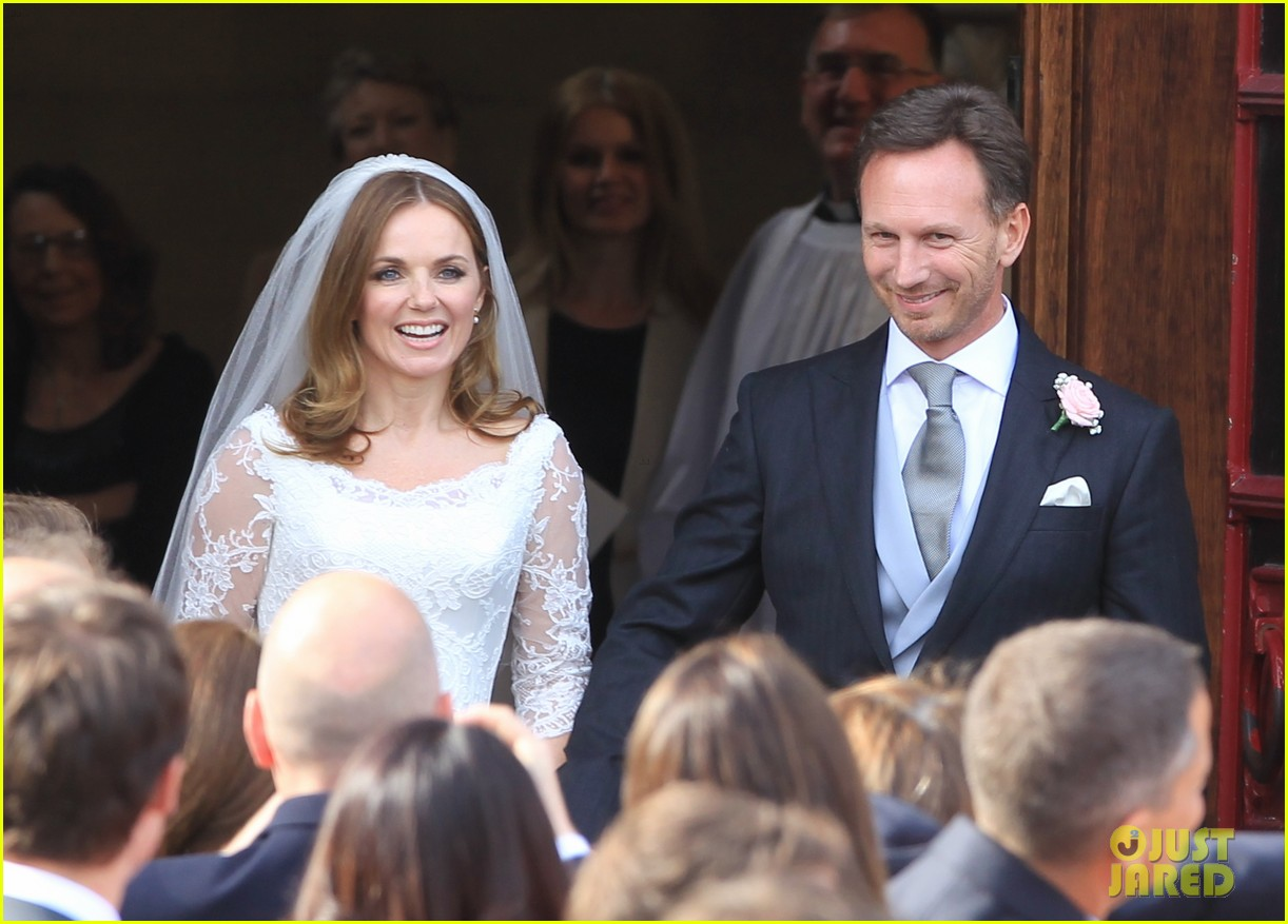 geri halliwell is married spice girls wedding photos 193370397