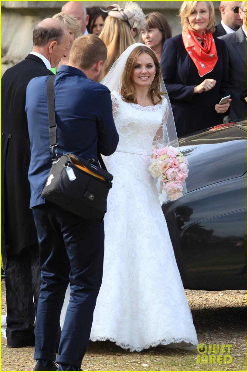geri halliwell is married spice girls wedding photos 203370398