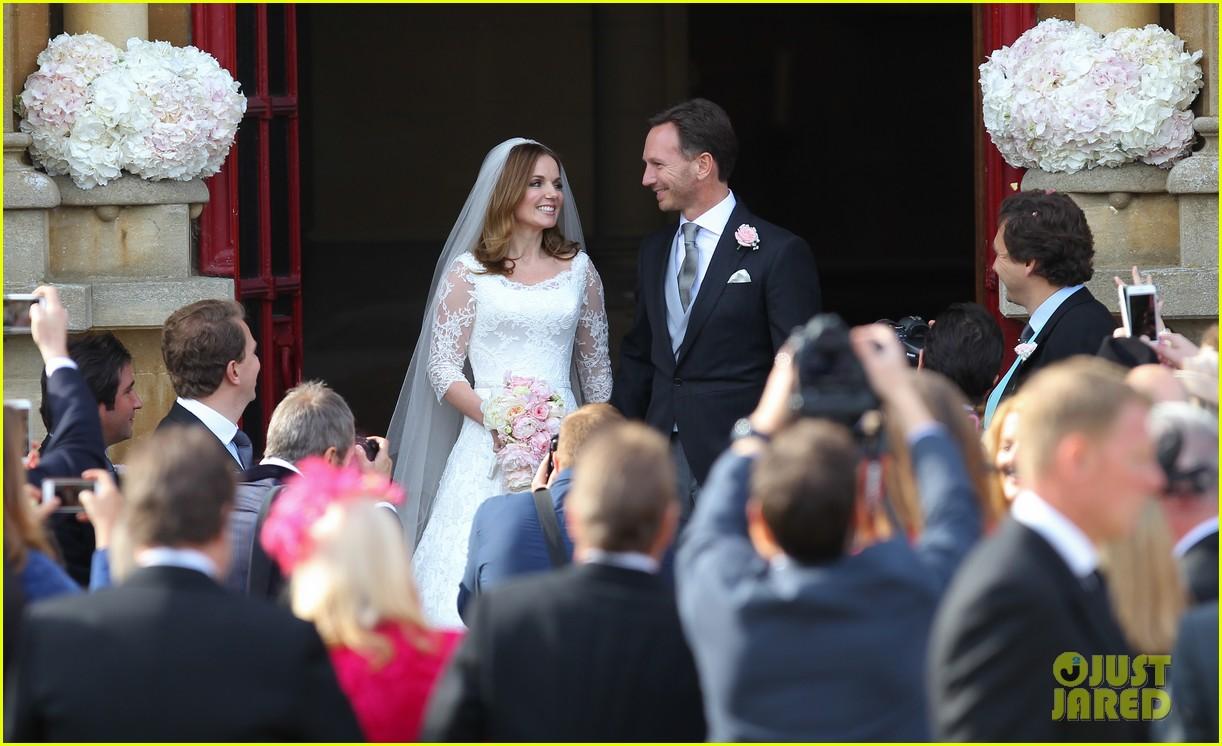 geri halliwell is married spice girls wedding photos 243370402