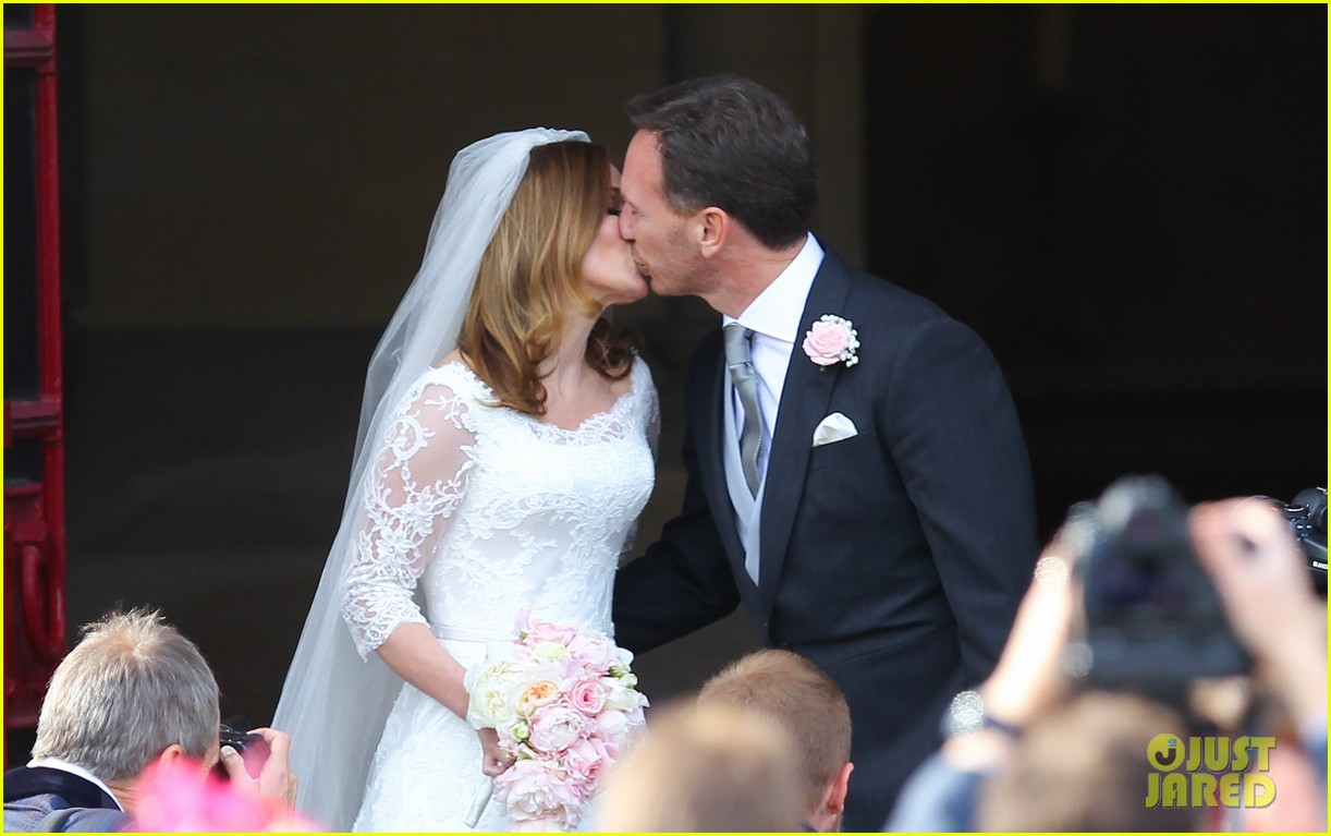 geri halliwell is married spice girls wedding photos 263370404