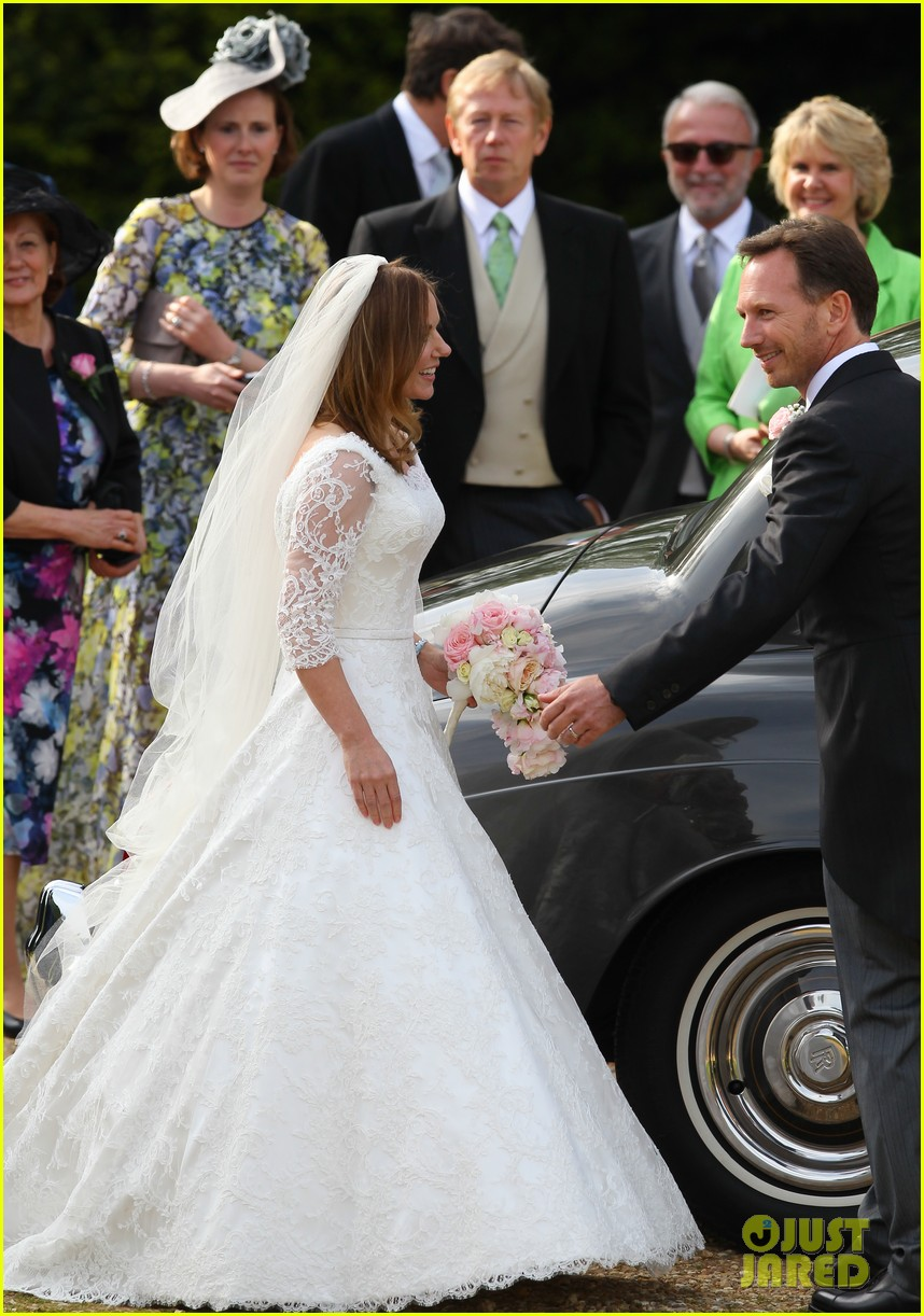 Christian horner wedding