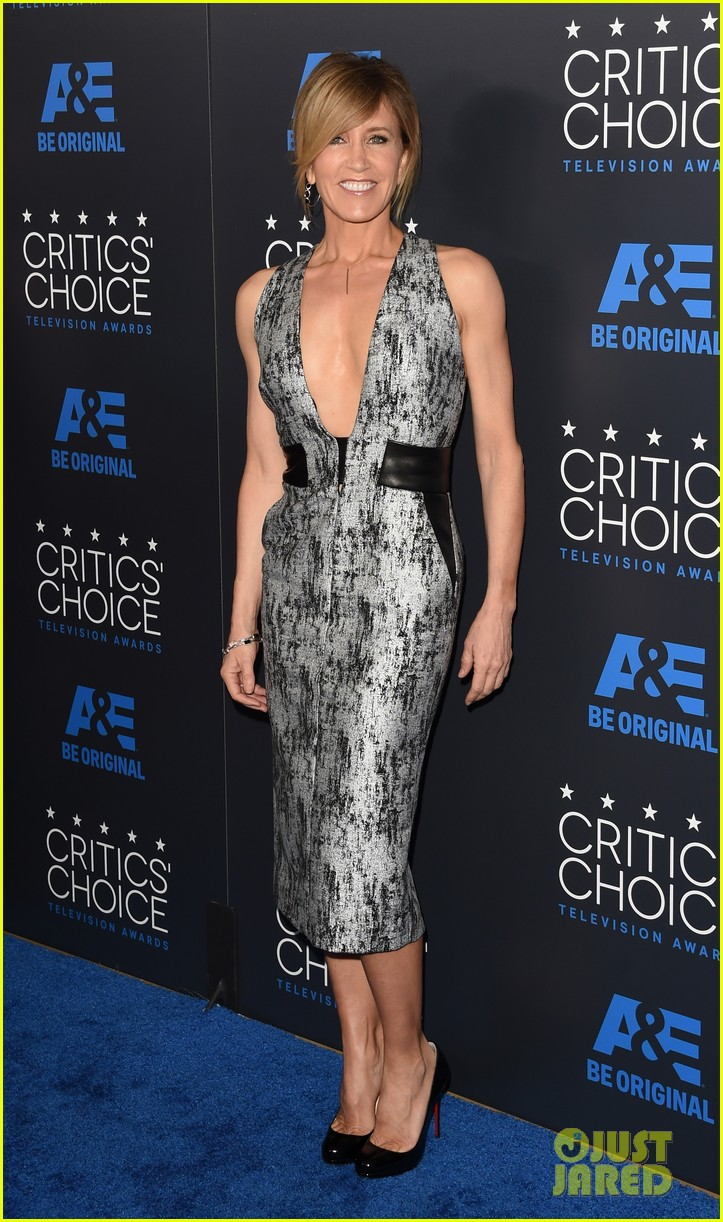 Julia Louis Dreyfus The Broad City Stars Hit The Critics Choice Television Awards 2015