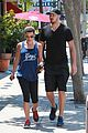 lea michele matthew paetz grab chipotle 16