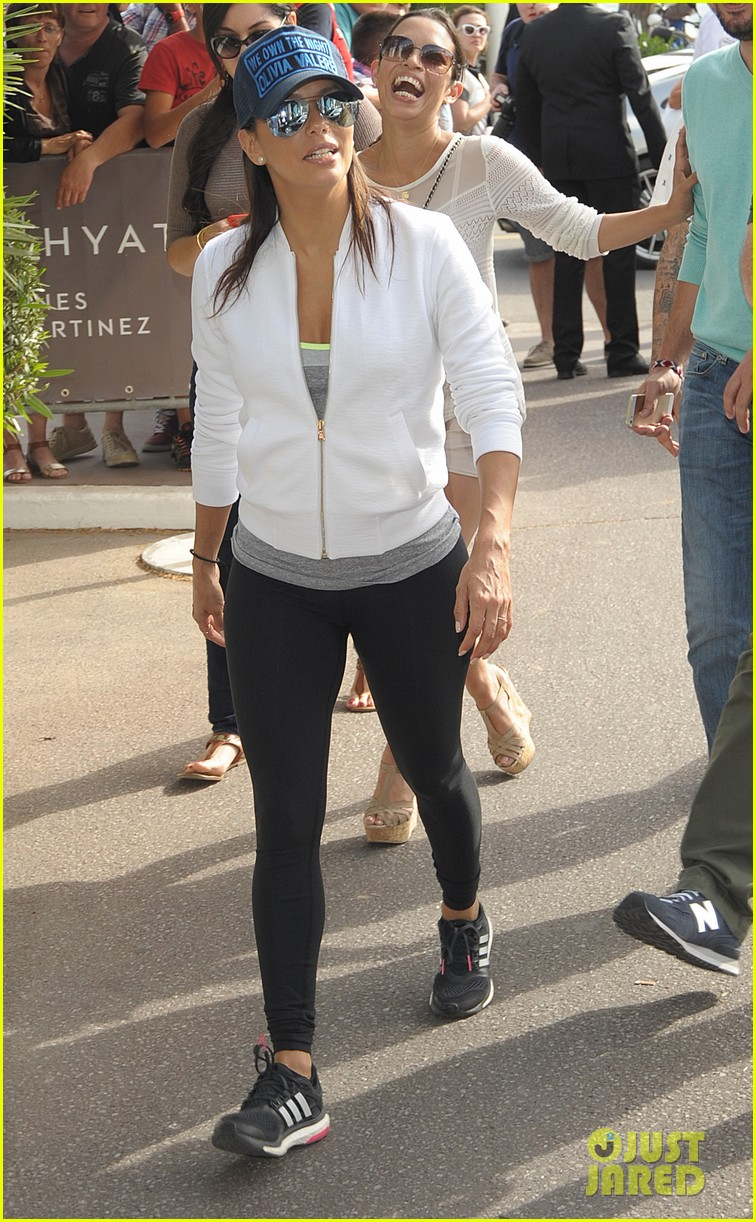 eva longoria out and about in cannes 093371296
