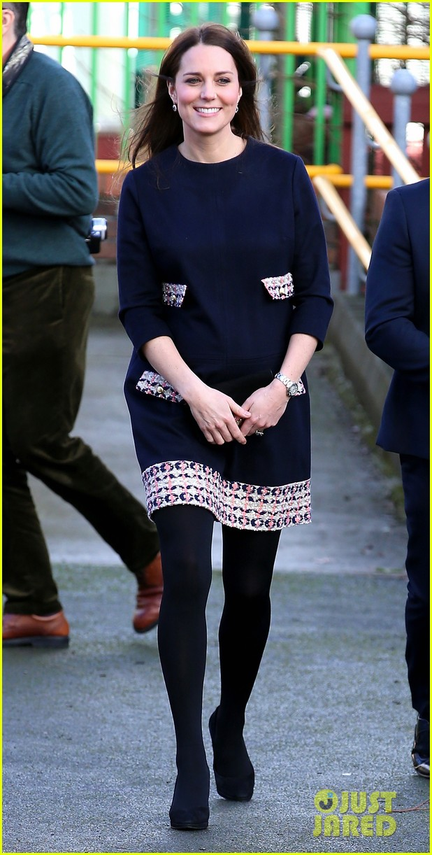 kate middleton gives birth prince william second child 093360457