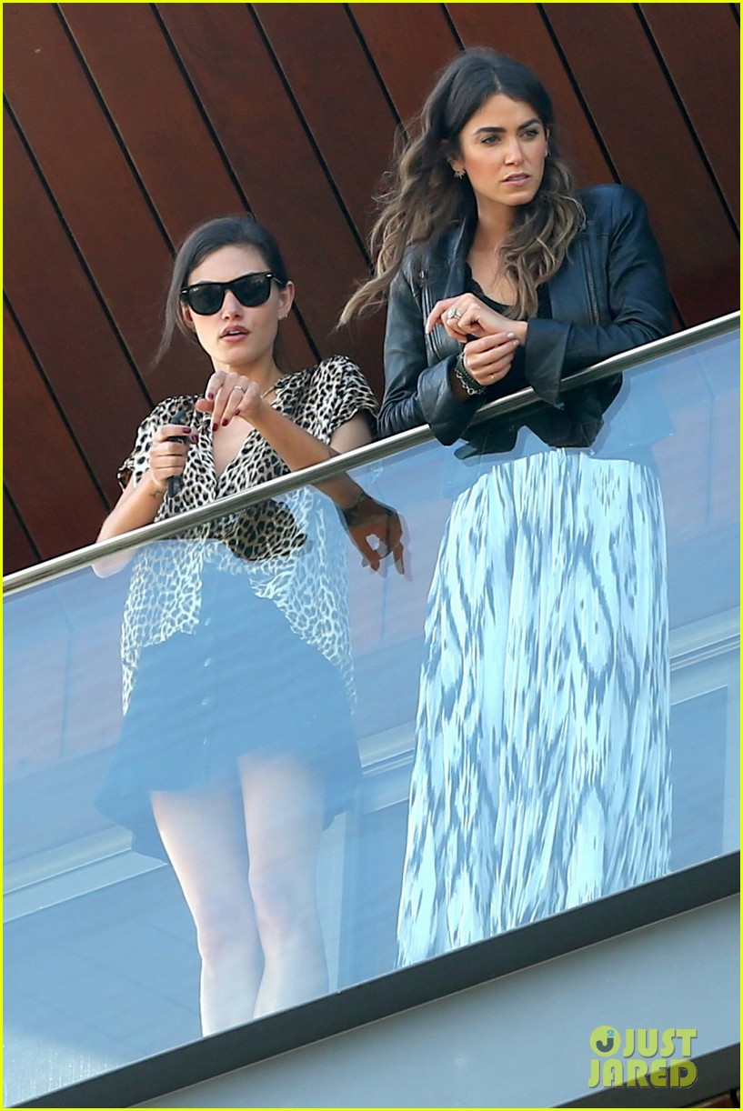 nikki reed phoebe tonkin have a girls day out in rio 033361029