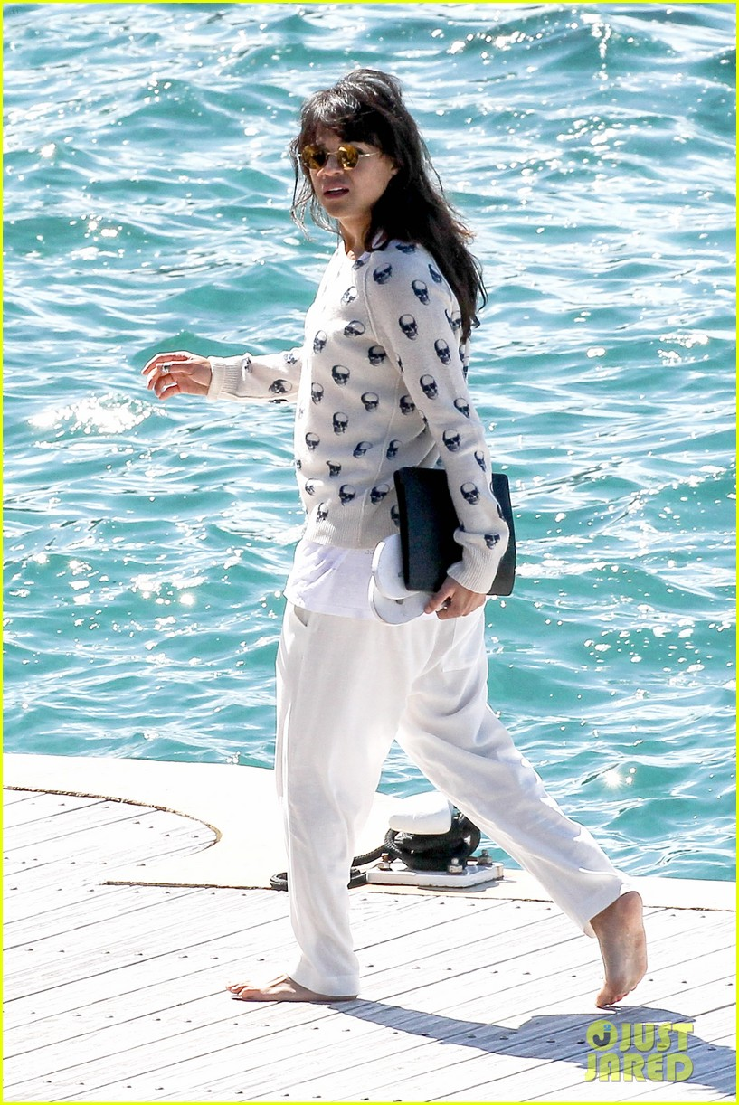 michelle rodriguez hits cannes red carpet one last time 063377521