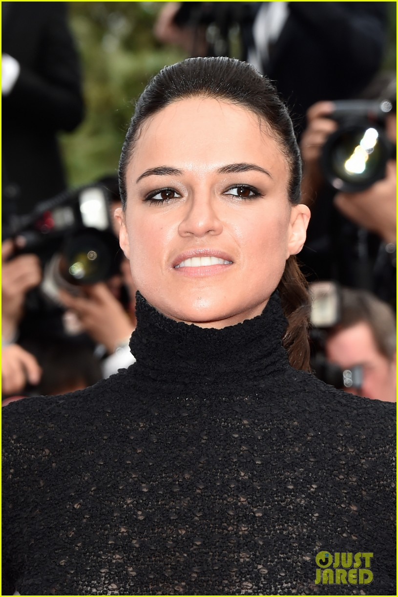 michelle rodriguez hits cannes red carpet one last time 203377535